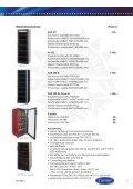 Carrier Kühlmöbel Preisliste 2012 - Seite 7