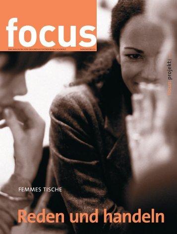 Frauen reden und handeln - FemmesTische