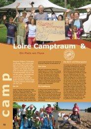 Loire Camptraum & - Windbeutel Reisen