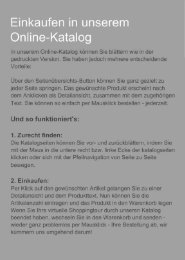 Glanzlicht - Brigitte St. Gallen