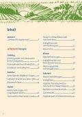 Österreich vegetarisches Rezeptheft - Ja! Natürlich - Seite 2