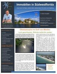 Immobilien in Südwestflorida - Markus Hartwich