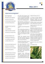 können Sie einen Beispiel-Newsletter im PDF - Die individuelle ...