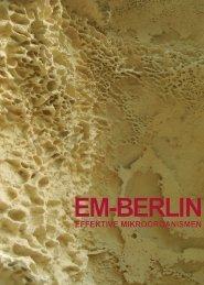 Fach-Literatur - EM 1 - in Berlin