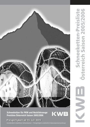 KWB Preisliste 2005-06.FH9