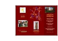 Lebenslust & KunstGenuss 11-11 - Flyer DIN A4 ... - event verteiler .de