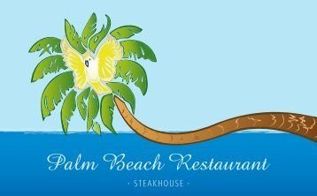 Palm Beach Restaurant - Tropical Islands