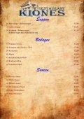 Warme Vorspeisen - Restaurant Kiones - Seite 4