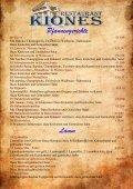 Warme Vorspeisen - Restaurant Kiones - Seite 7