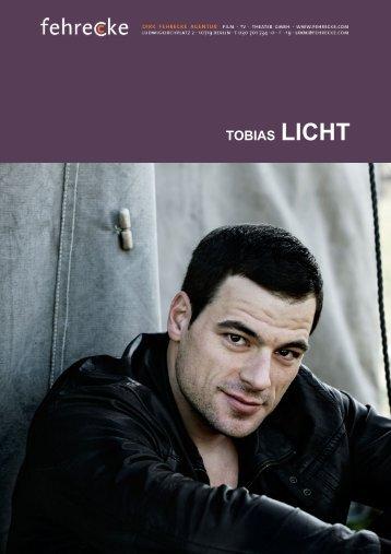 TOBIAS LICHT - Agentur Fehrecke