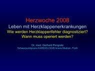 Mittlerer Gradient (mmHg) - Praxis für Kardiologie Innere Medizin Dr ...