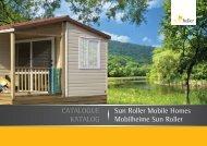 Mobilheime Sun Roller KATALOG Sun Roller Mobile Homes ...