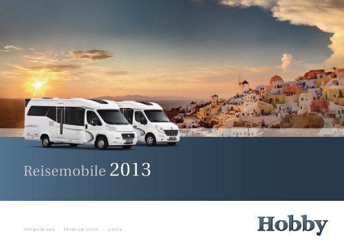 PREMiuM VAN - Hobby Caravan