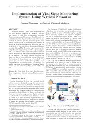 Implementation of Vital Signs Monitoring System Using Wireless ...