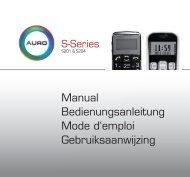 Manual Bedienungsanleitung Mode d'emploi Gebruiksaanwijzing