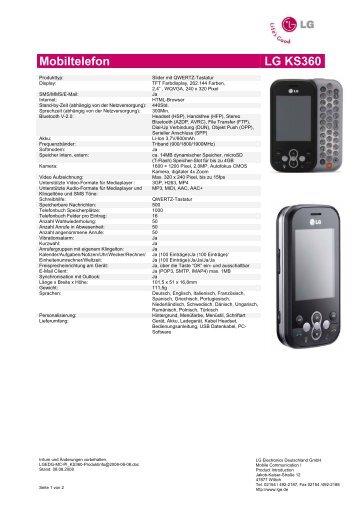 verbinden mit dem mobiltelefon