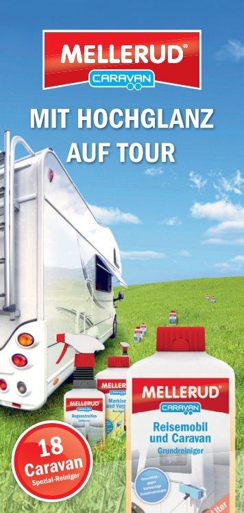MELLERUD Caravan Sortimentsbroschüre PDF
