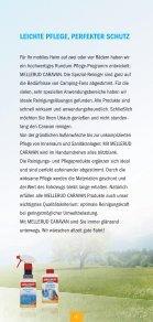 MELLERUD Caravan Sortimentsbroschüre PDF - Seite 4
