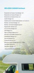 MELLERUD Caravan Sortimentsbroschüre PDF - Seite 5
