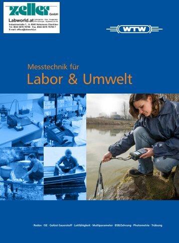 WTW Laborkatalog - Labworld.at