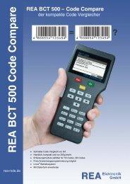 REA BCT 500 - Hessing-Algaba GmbH
