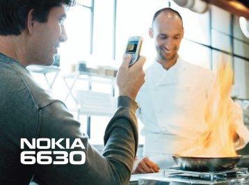Handbuch - Nokia