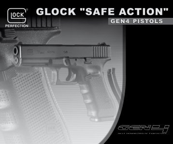 "GLOCK ""SAFE ACTION"""