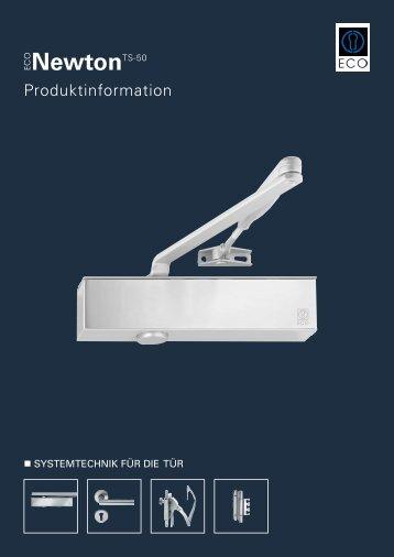 Newton Highlights im Detail. - ECO-Schulte