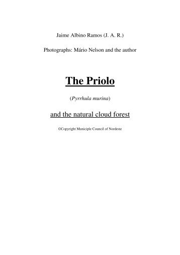 The Priolo - LIFE Priolo