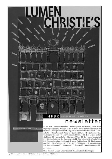 Max Frisinger »Altar« 2008, Rauminstallation, diverse Materialien und