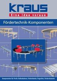 ROSTFREI - KRAUS Betriebsausstattung und Fördertechnik GmbH