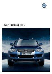 Der Touareg R50 - Autohaus Perski OHG