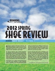 Spring Shoe Review 12 - Multnomah Athletic Club