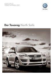 Der Touareg North Sails - Tauwald Automobile