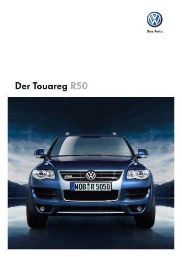 Der Touareg R50 - Tauwald Automobile