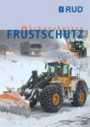 Katalog LKW Schneeketten - RUD