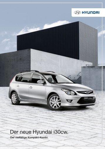 Der neue Hyundai i30cw. - Car Service Berlin