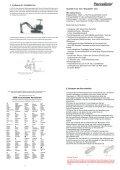 RSt. Baggerkettenvertrieb - Baggerketten, Gummibandbaggerketten ... - Seite 2