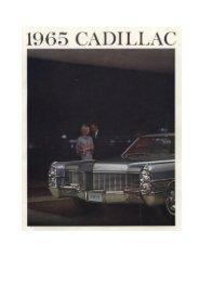 die fleetwood serie - Cadillac-Spangenberg