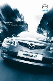 Mazda6 Sedan - Mazda Wyser AG