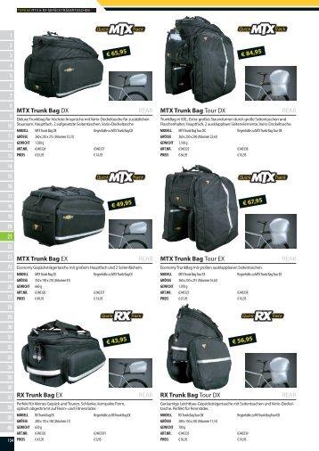 MTX Trunk Bag