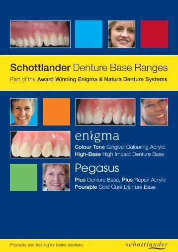 Pegasus - Enigma Cosmetic Dentures