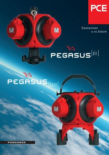 PEGASUS[air] PEGASUS[base] - PC-Electric