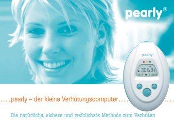 pearly – der kleine Verhütungscomputer - Valley-Electronics ...