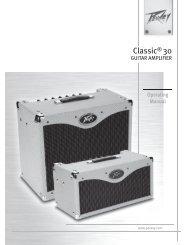 Classic® 30 - Peavey