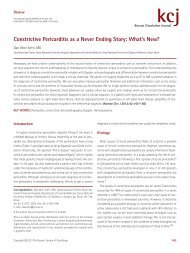 Constrictive Pericarditis as a Never Ending Story - KoreaMed Synapse