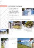 Broschüre Zaunbau - Höller-Gitter & Langeneder Bau GmbH - Page 5
