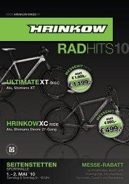 RAD HItS - Hrinkow