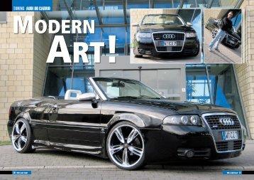 MODERN ART!