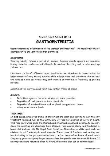Gastroenteritis Kidshealth